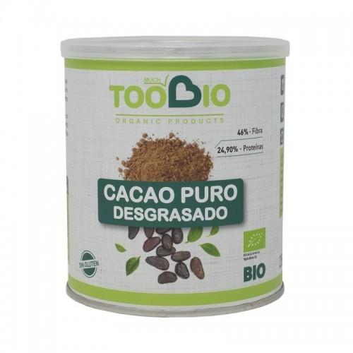 Cacao polvo 10-12% TOO BIO...
