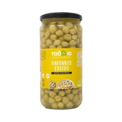 Garbanzos TOO BIO 660 gr BIO