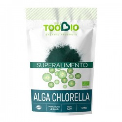 Chlorella TOO BIO 125 gr BIO