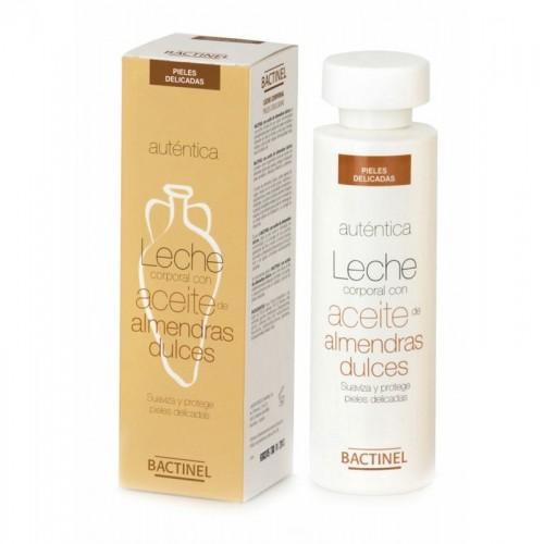 leche corporal almendras dulces bactinel 300 ml emulsion