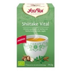 Yogi tea infusion shitake...