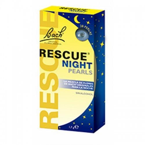 rescue night perlas flores de bach 28 perlas