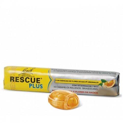 bach rescue plus naranja sauco flores de bach 42 gr