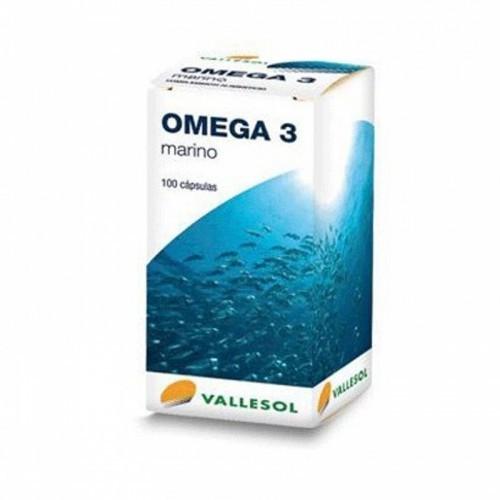 omega 3 vallesol 100 capsulas