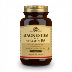 Magnesium + Vitamina B6...