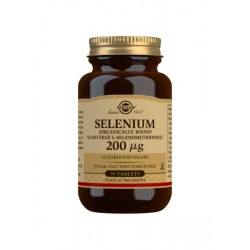 Selenio 200 mg SOLGAR 50...