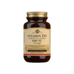 Vitamina D3 600 IU 15mg...