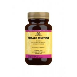 Female multiple SOLGAR 60...