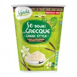 Yogur soja griego vainilla...