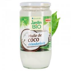 Aceite coco JARDIN BIO 70 cl