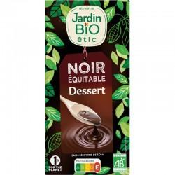 Chocolate negro 52% cacao...