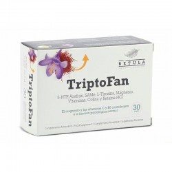 Triptofan BETULA 30 capsulas