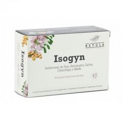 Isogyn BETULA 45 capsulas