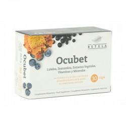 Ocubet BETULA 30 capsulas