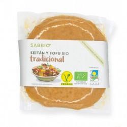 Tofu quinoa tradicional...