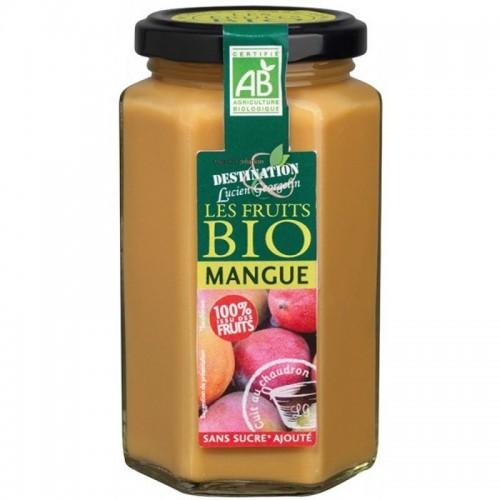 mermelada mango 100 fruta destination 300 gr bio