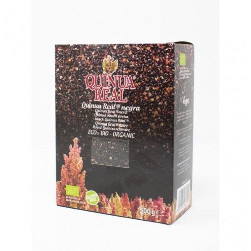 quinua real negra 500 gr bio
